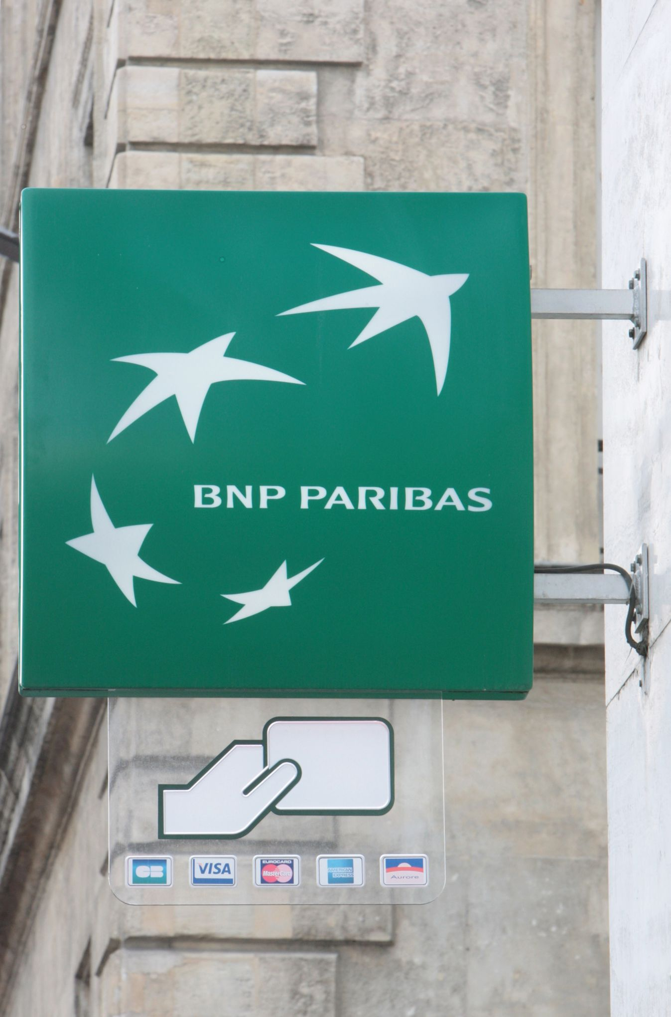 BNP Paribas va supprimer 640 postes en France