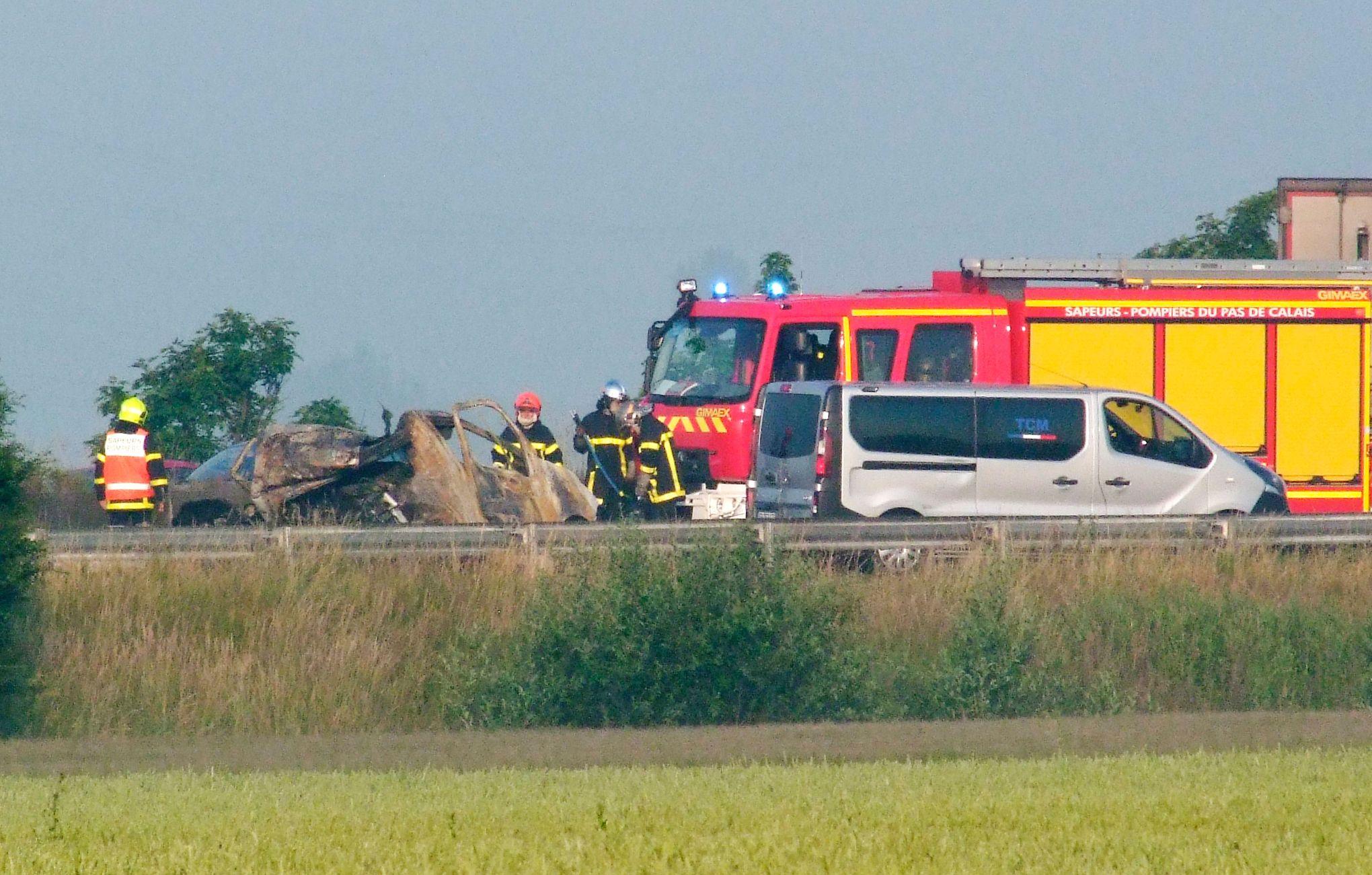 Chauffeur tué dans le Pas-de-Calais : quatre migrants inculpés et écroués
