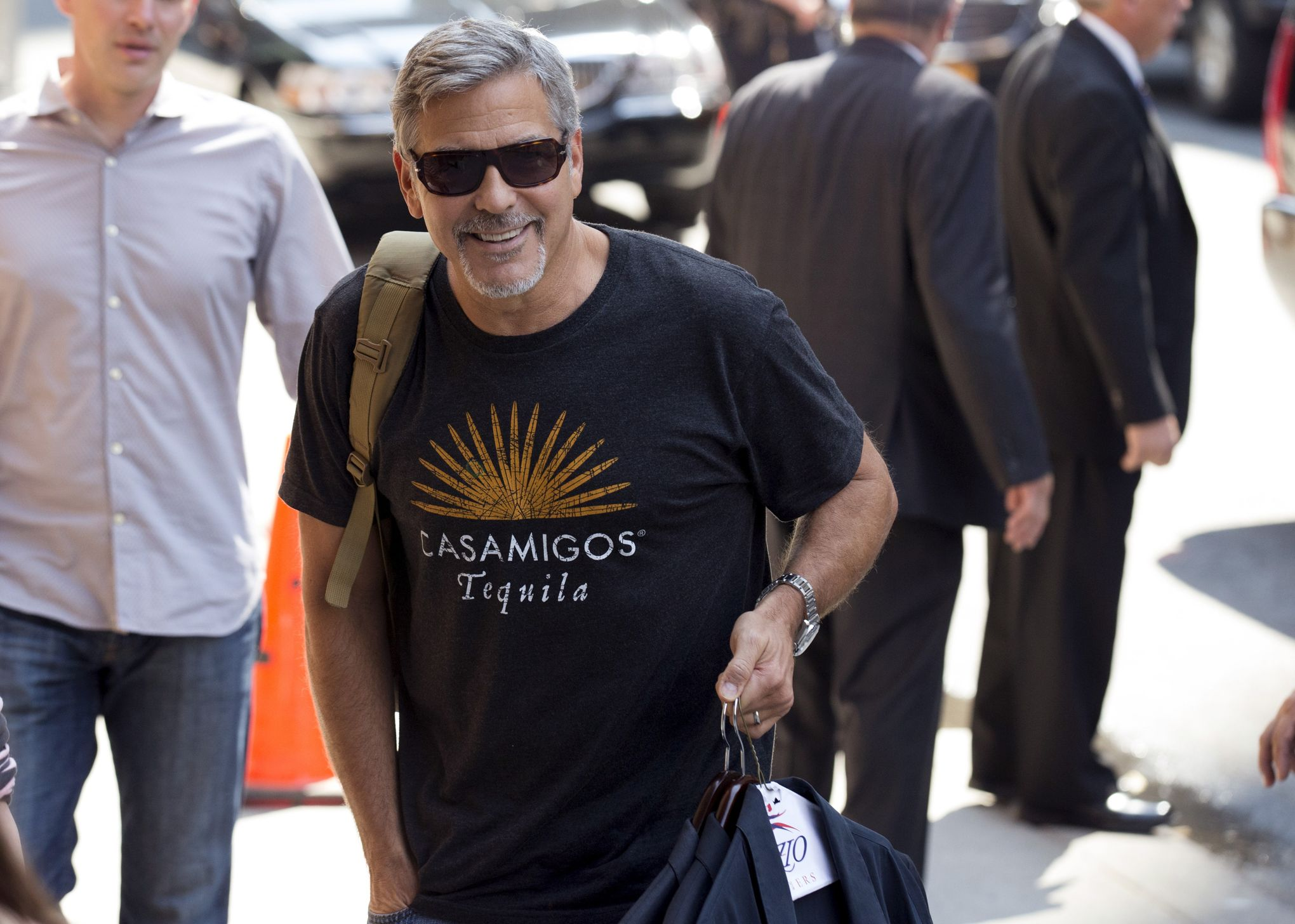 George Clooney vend sa marque de tequila Casamigos pour 1 milliard de dollars