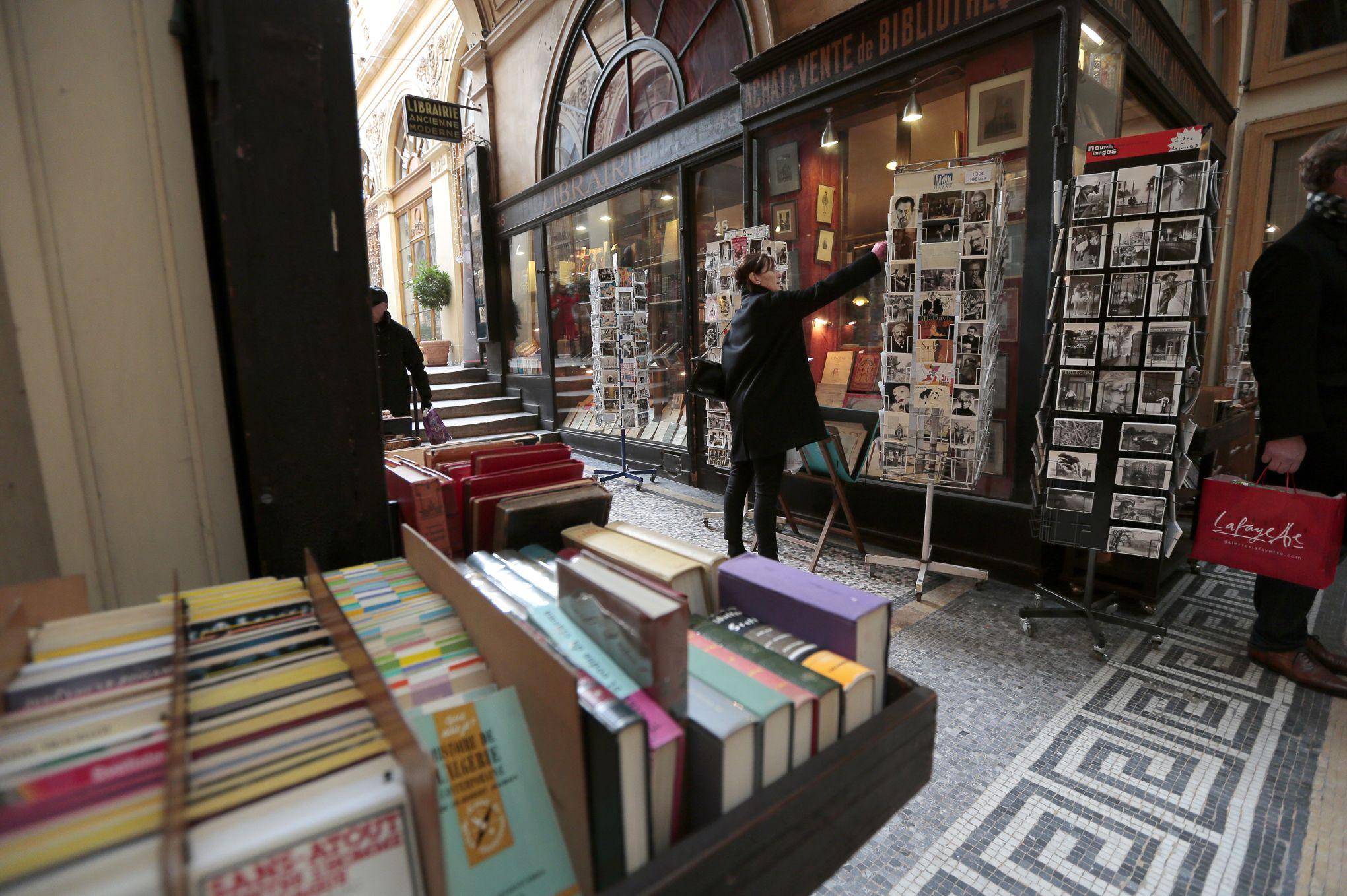 Sept cents libraires unis pour favoriser l'achat de proximité