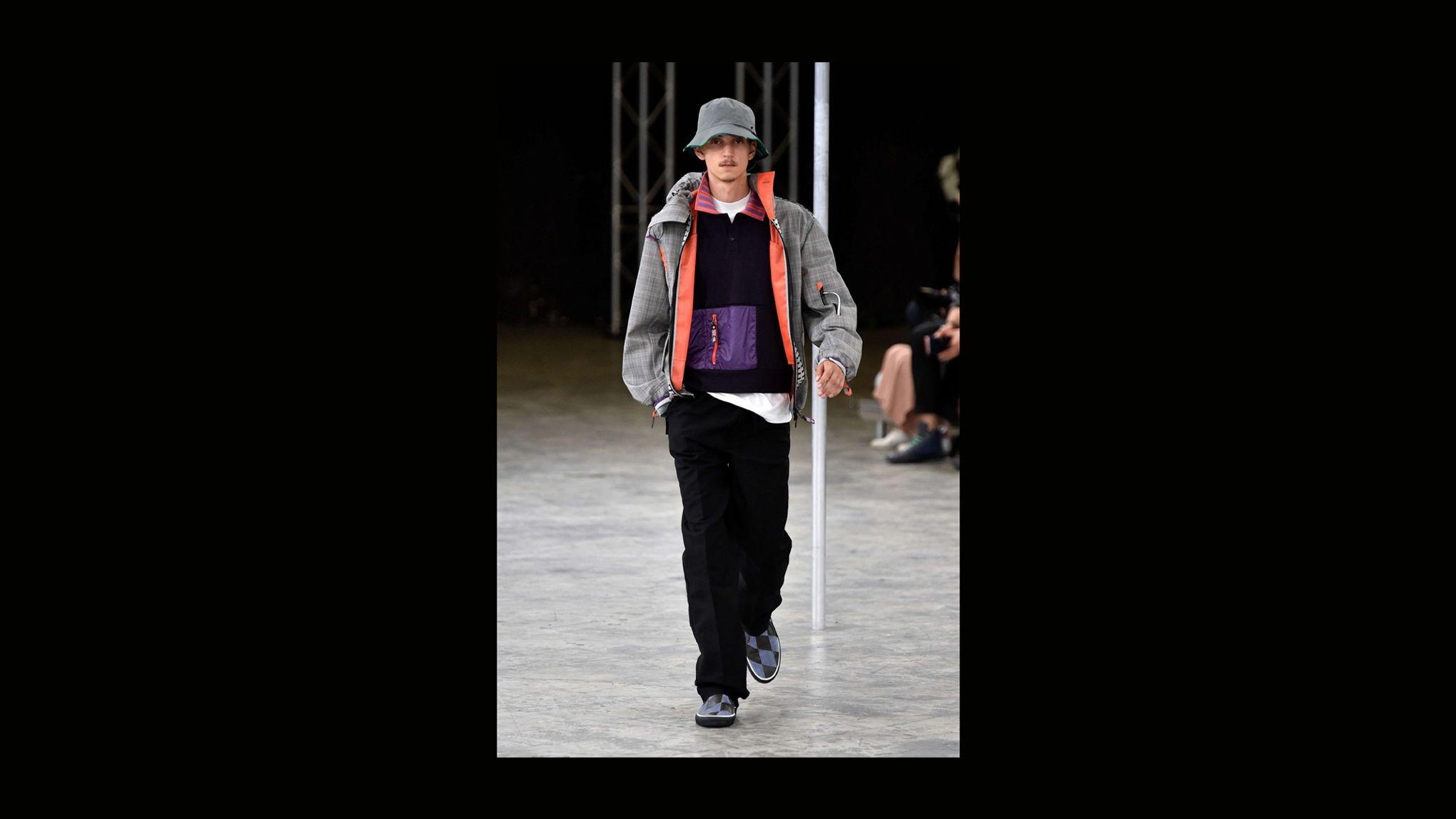 Fashion week Homme Printemps-été 2018: chercher le garçon