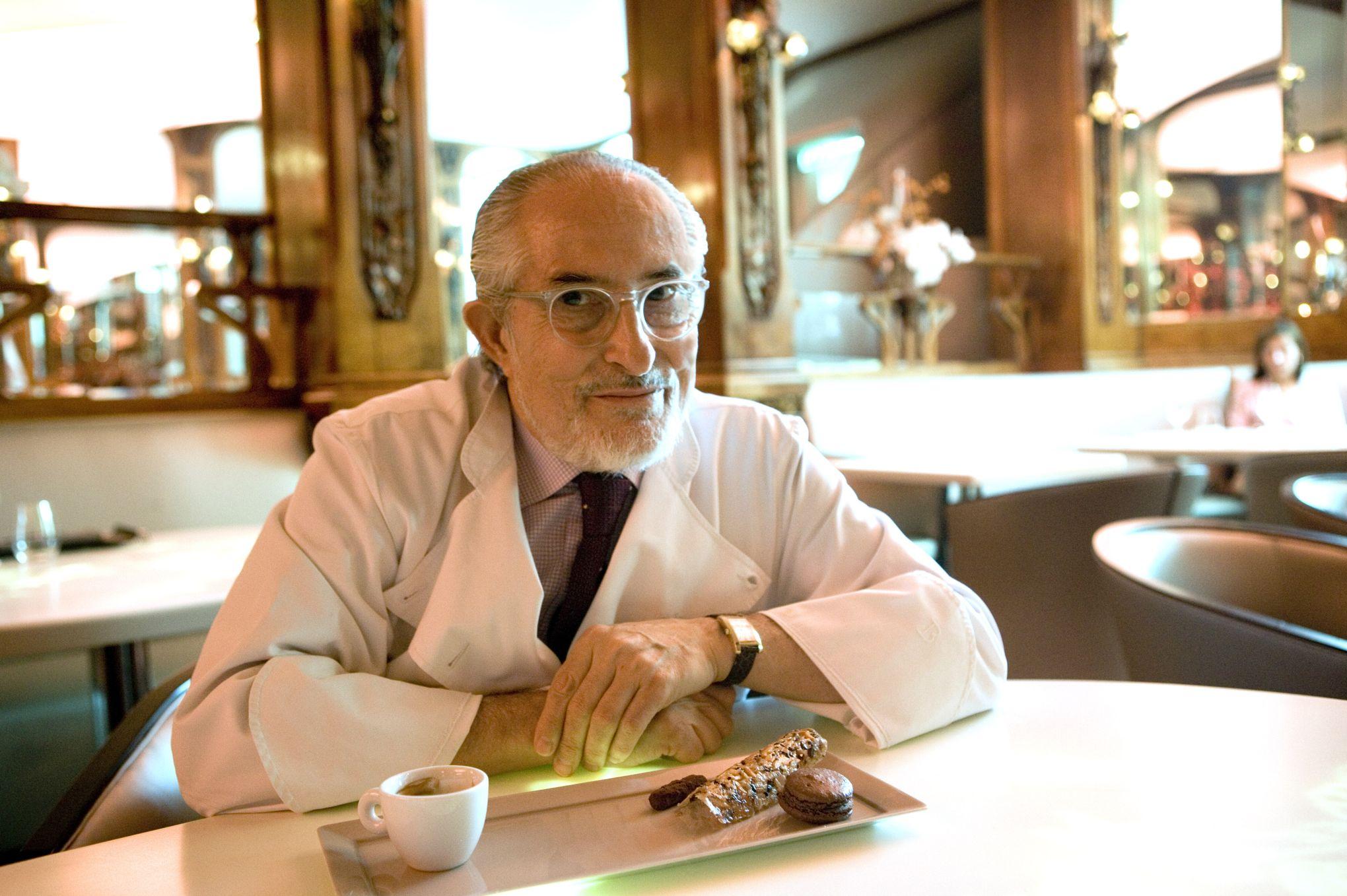 Alain senderens le cuisinier qui renversa la table for Cuisinier 94 photos