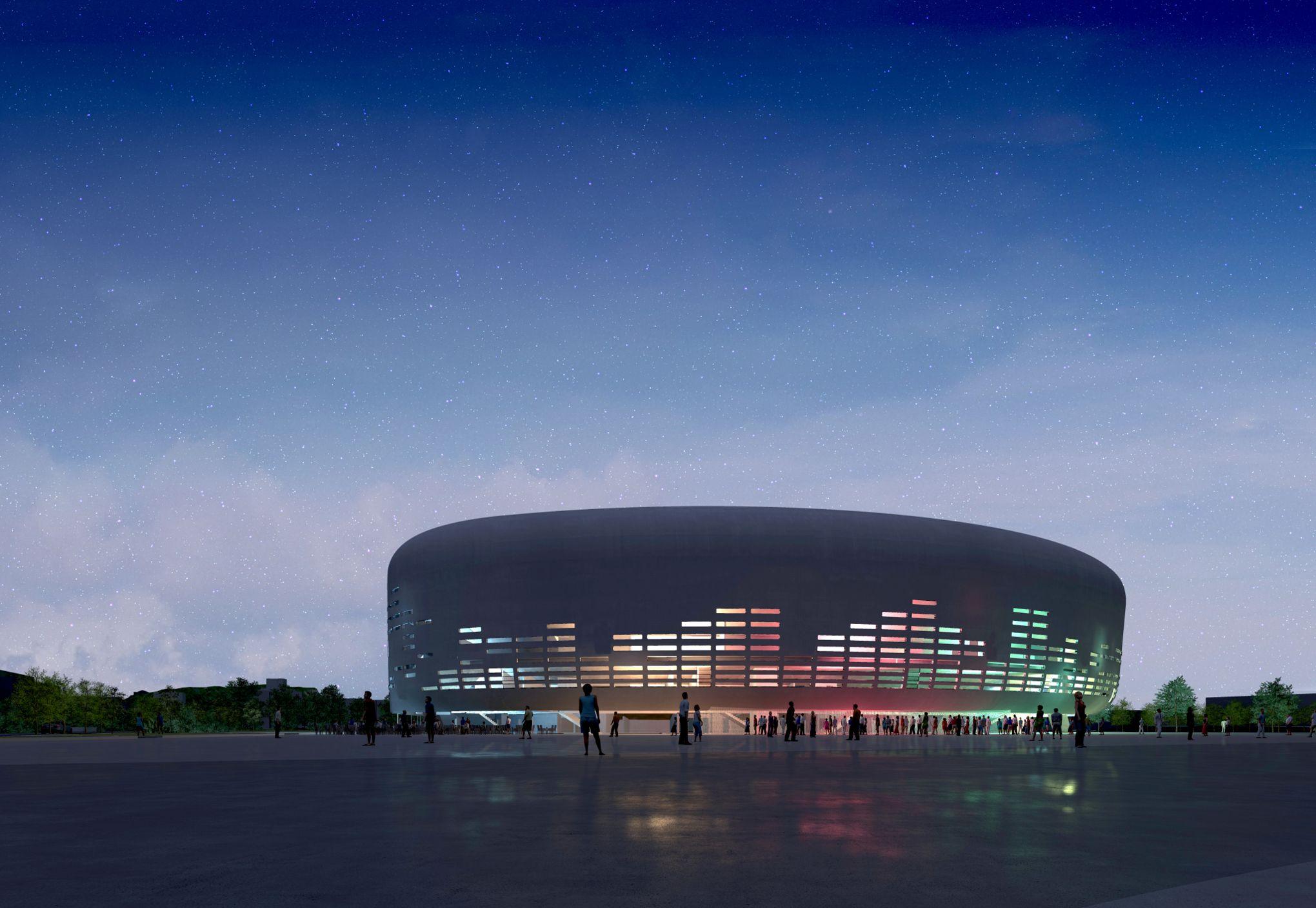 Bordeaux Mtropole Arena Depeche Mode Pour L