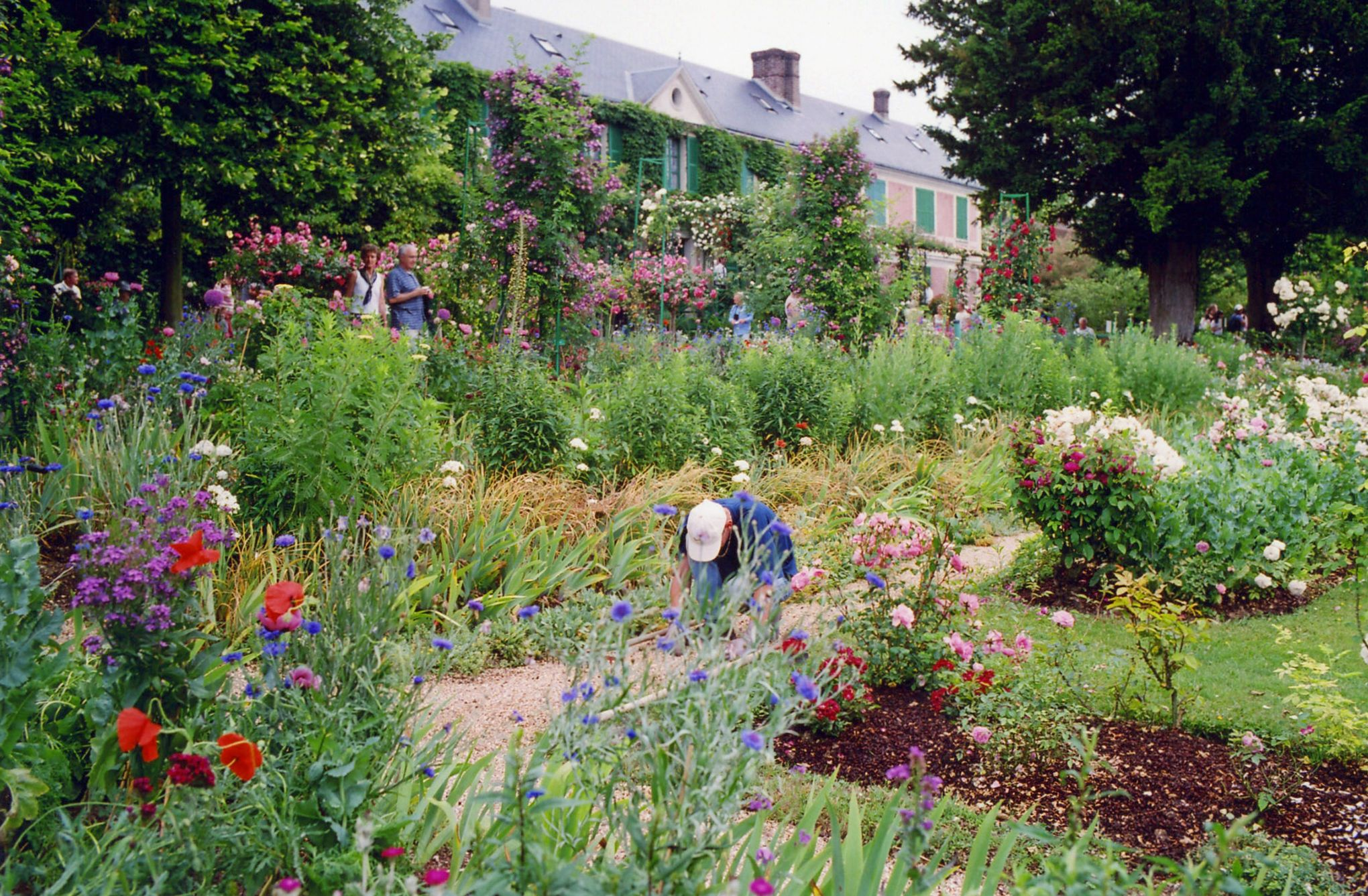 Giverny le village de Monet vise un classement  l Unesco