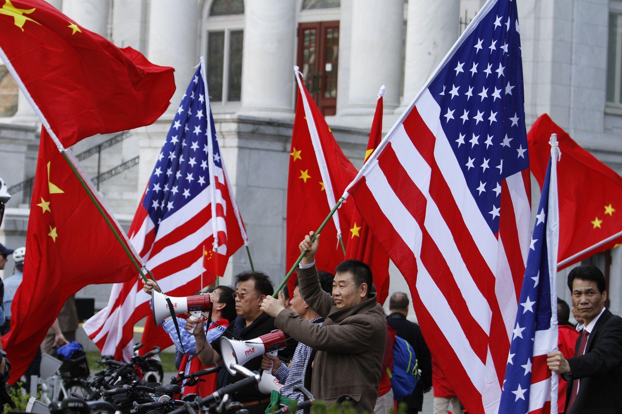 """Résultat de recherche d'images pour """"Pour les Européens, la Chine est la puissance économique dominante devant les États-Unis"""""""