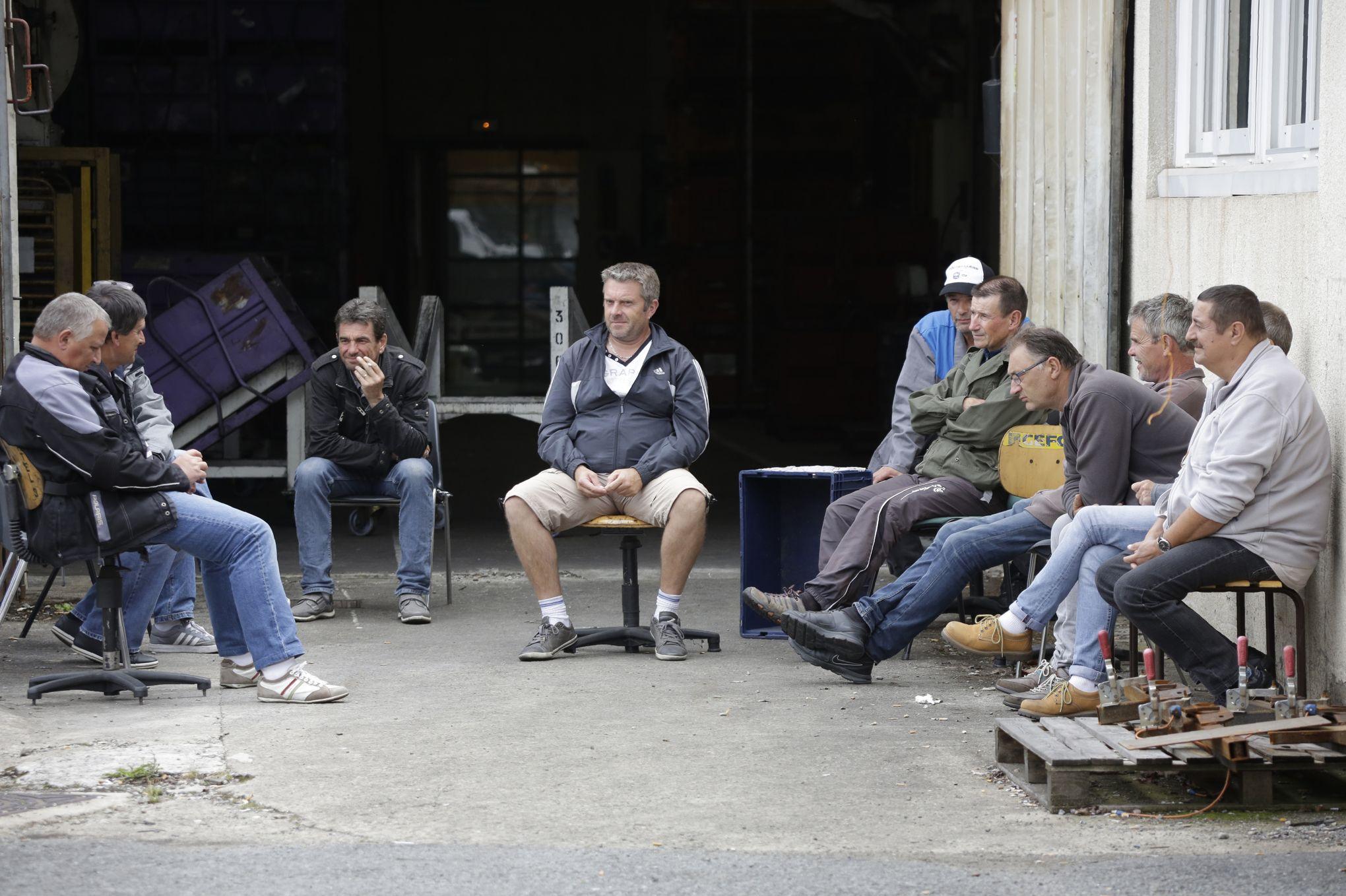 Après trois semaines de congés, les salariés de GM&S prêts à se remobiliser