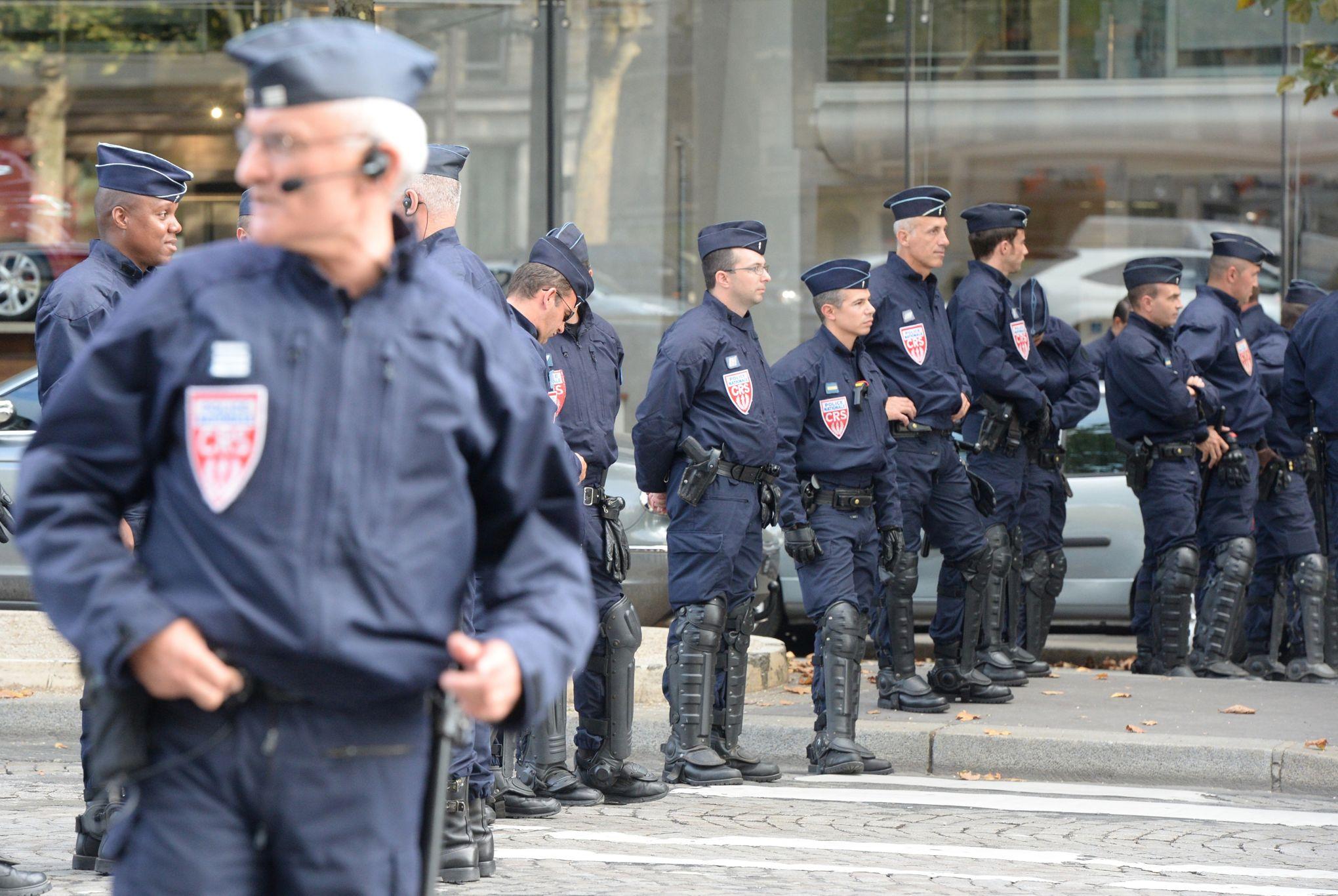 Des CRS de Toulouse se font porter pâle pour refuser une mission à Paris