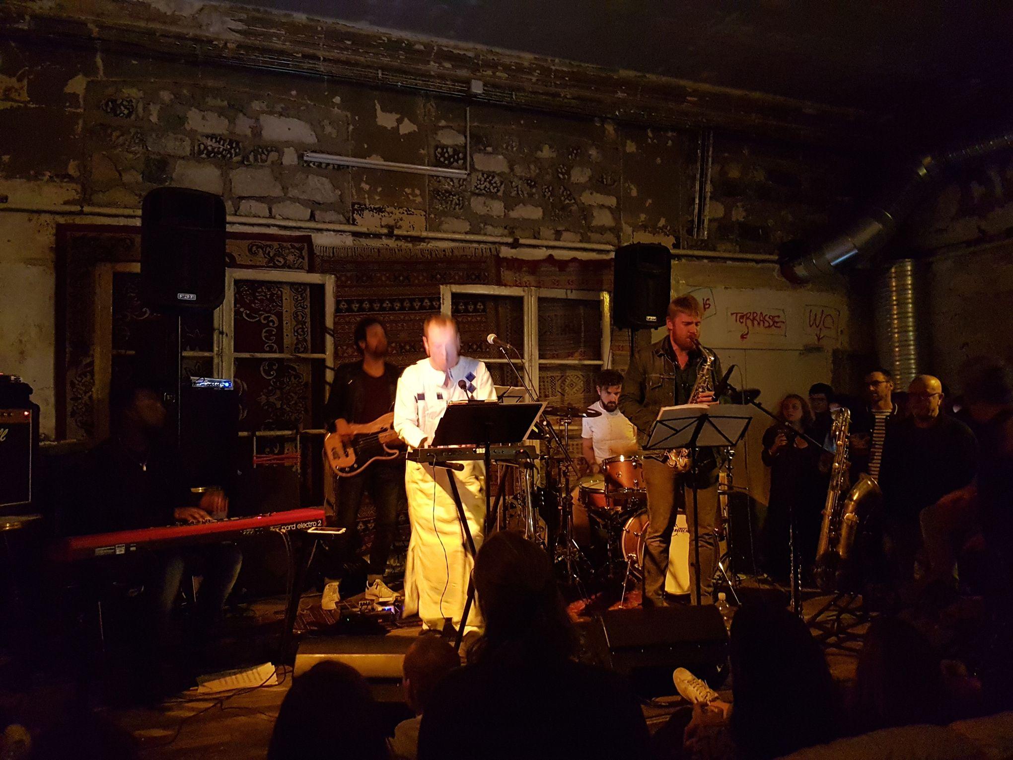 salle concert jazz paris
