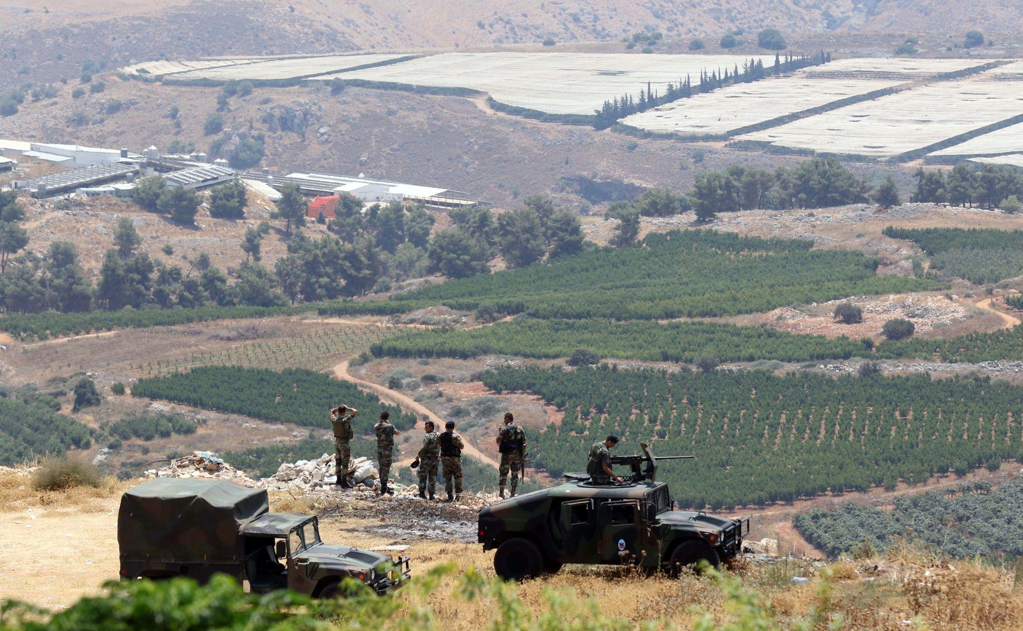 deuxième guerre du liban