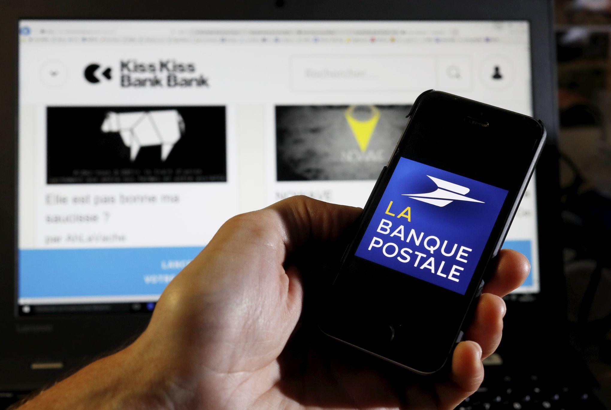 installer banque postale