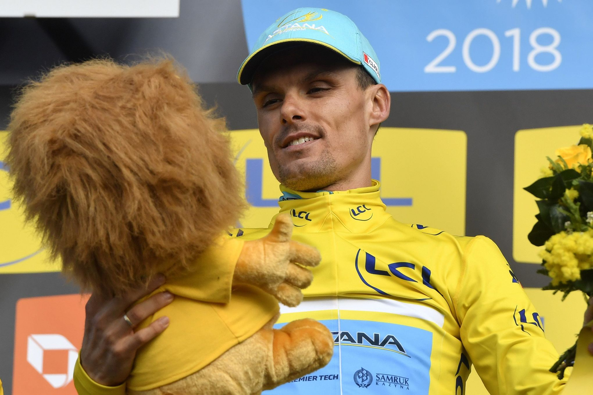 Tour de France 2018 : Luis Leon Sanchez révèle sa lourde blessure
