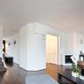 Dans un autre style, cet appartement  de 183 m2 et 3 chambres au dernier étage avec balcon, situé dans le 16e, est parti pour 1.600.000 €, soit seulement 8700 €/m².
