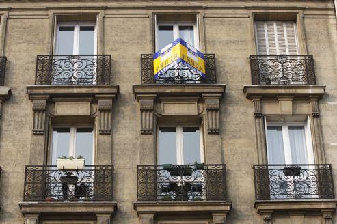 Les Français ont emprunté en moyenne 159.768 euros à leur banque pour s'acheter un appartement ou une maison en 2012. Crédit: François BOUCHON / Le Figaro.