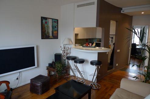 La municipalité estime en effet que cette activité prive de nombreux Parisiens de logement et contribue à la hausse des loyers. Crédits photo: 'wok sous licence Creative Commons