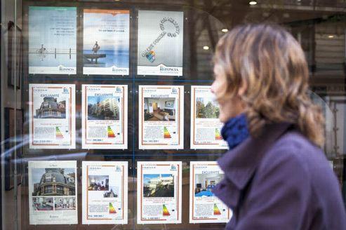 Le montant des crédits immobiliers accordés en 2012 en France a chuté de 26,4%.Arnaud Robin/Le Figaro Magazine
