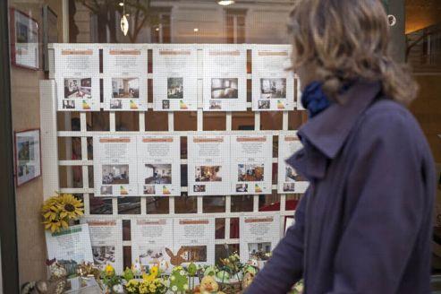 «Dans le contexte actuel, les emprunteurs veulent bénéficier des taux très bas mais tous ne le peuvent pas» souligne Sandrine Allonier. ARNAUD ROBIN / Le Figaro Magazine