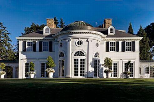 Nouveau record pour la vente d une maison am ricaine - Villa de luxe etats unis ...