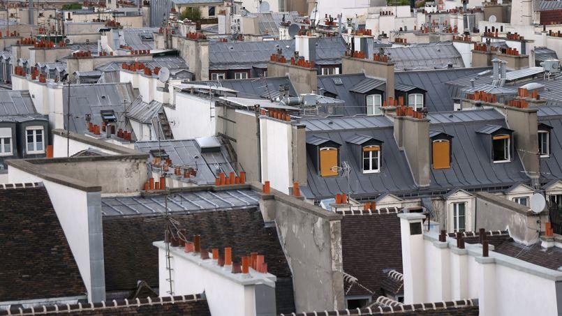 Le marché immobilier parisien reste déprimé