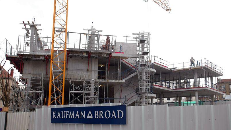 Pour coller aux attentes du marché, Kaufman&Broad a baissé ses prix de 6% en moyenne depuis le début de l'année.
