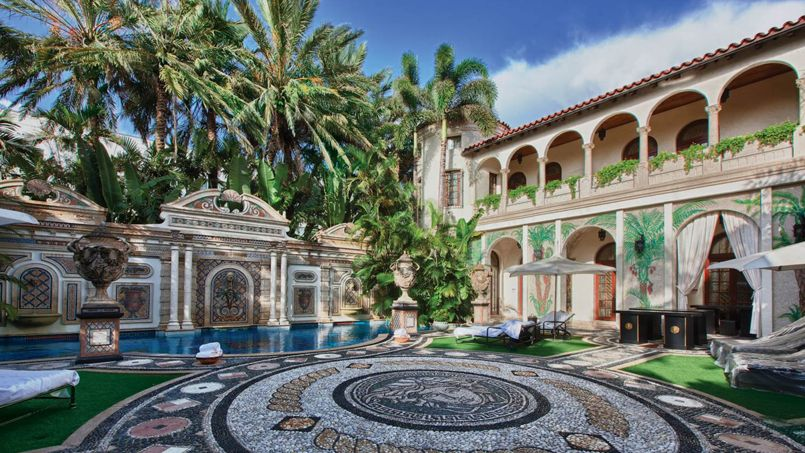 Versace Mansion  Amazing Facts On Casa Casuarina
