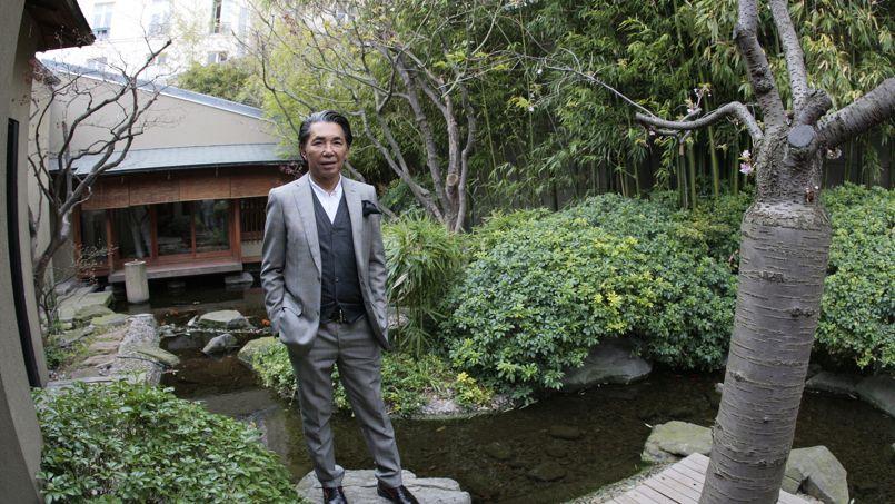 La villa kenzo est de nouveau vendre for Maison du jardin paris