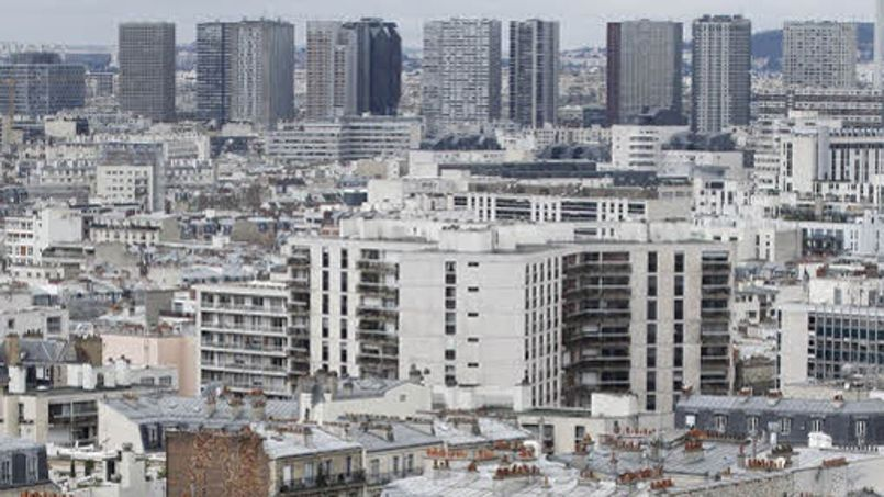 Depuis 1998, la hausse des prix de l'immobilier a atteint 155%.