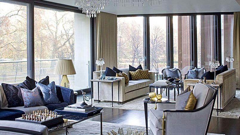 Immobilier un appartement vendu 32 millions d euros londres - Immobilier londres achat ...