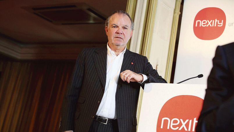 Alain Dinin, PDG du promoteur immobilier Nexity.
