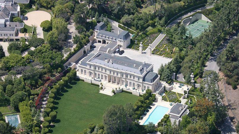 Vente Record 224 102 Millions De Dollars Pour Une Maison 224 Los Angeles