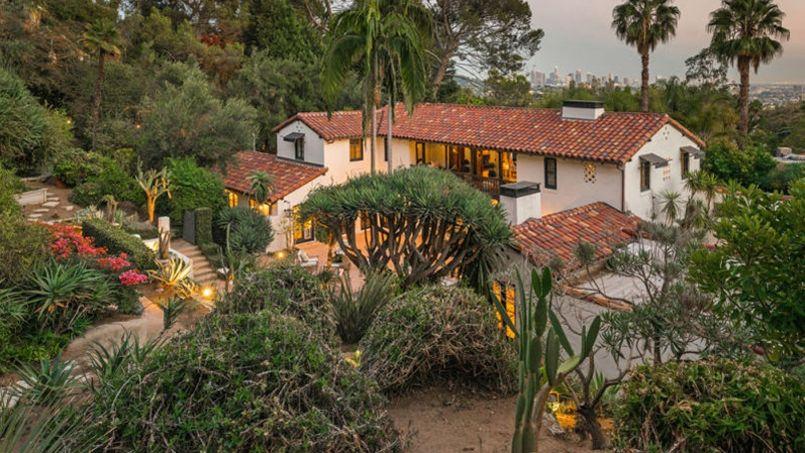 Villas de stars cherchent acqu reurs fortun s for Maison de star a los angeles
