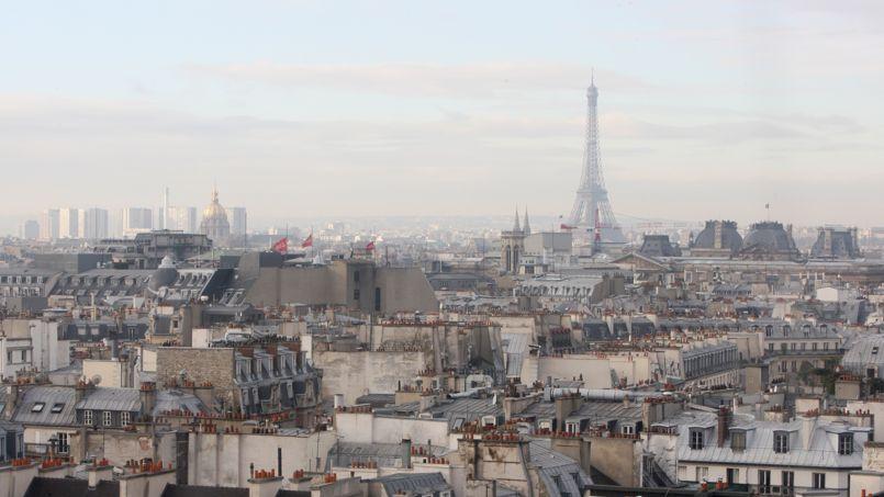 Le mètre carré parisien se négocie désormais 7930 euros. Cernait photo: Jean-Christophe Marmara/Le Figaro