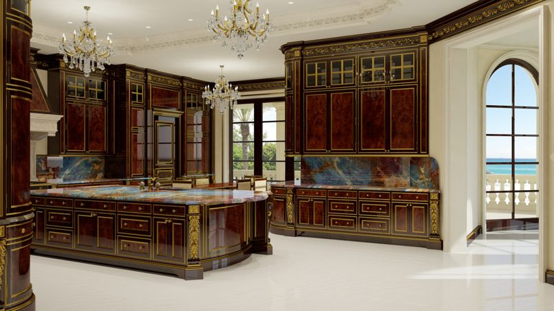 En floride une villa mise en vente plus de 100 millions d euros - Maison de jean dujardin ...