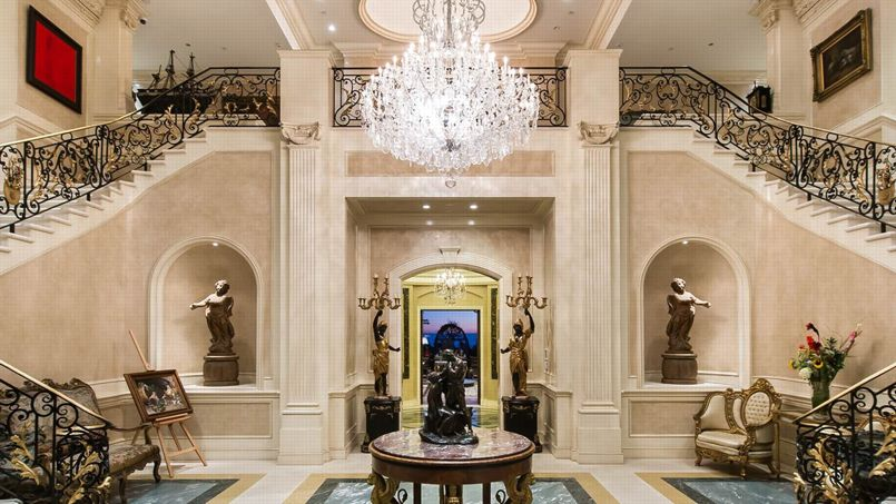 La nouvelle maison la plus ch re des tats unis vaut 195 millions de dollars - Villa de luxe etats unis ...
