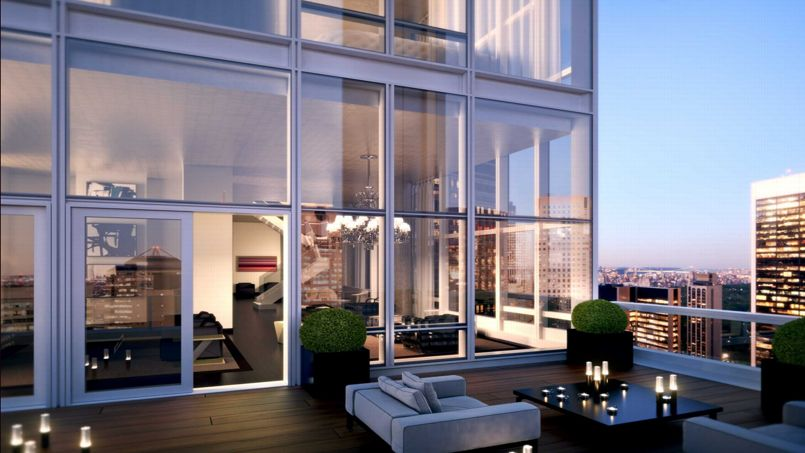 Immobilier de prestige new york for Appartement immobilier