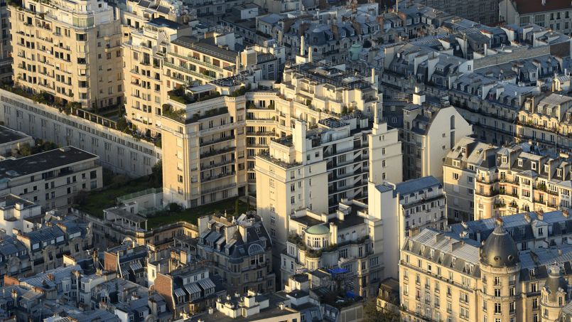 Seul un tiers des parisiens environ sont propriétaires de leur logement.