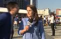 Une journaliste du Mondial recadre en direct un supporter