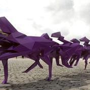 Xavier Veilhan, Versailles en 3D