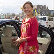 Radieuse princesse de Suède