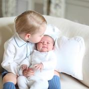 Charlotte et George de Cambridge : chronique de la royal baby mania