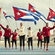 Christian Louboutin signe les tenues de cérémonies de l'équipe cubaine auxJO