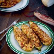 Courgettes à la sartenaise