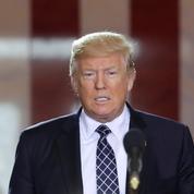 Donald Trump crée le malaise en évoquant son