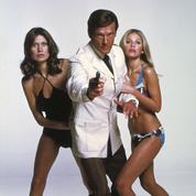 Roger Moore, ses femmes et ses