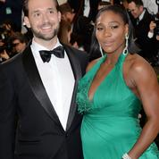 Serena Williams présente son
