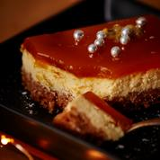 Cheesecake passion aux amarettis