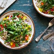 Six ingrédients à glisser dans sa salade contre la fatigue