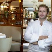 Lucas Carton, un des premiers restaurants gastronomiques de Paris