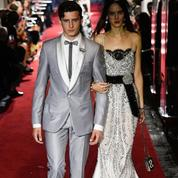 Noé Elmaleh, jeune marié chez Dolce & Gabbana