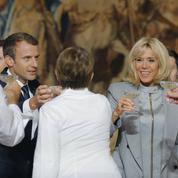 Brigitte Macron première dame :