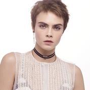 Cara Delevingne met sa jeunesse au service d'un soin anti-âge Dior